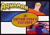 In Captain Cuda's Clutches Cartoons Picture