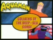Goliaths Of The Deep-Sea Gorge Cartoons Picture