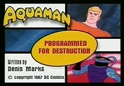The Programmed For Destruction Picture Of The Cartoon