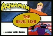 The Devil Fish Cartoons Picture