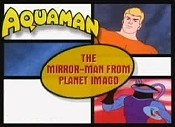 The Mirror-Man From Planet Imago Picture Of The Cartoon