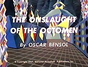 The Onslaught Of The Octomen Cartoons Picture