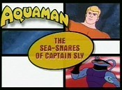 The Sea-Snares Of Captain Sly Cartoons Picture