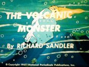 The Volcanic Monster Cartoon Pictures
