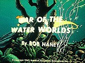 War Of The Water Worlds Free Cartoon Picture