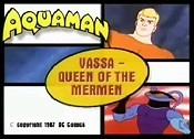 Vassa - Queen of the Mermen
