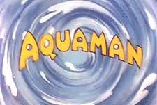 The Adventures of Aquaman  Logo