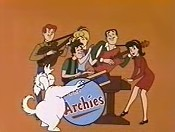 Archie's Millions Cartoon Character Picture