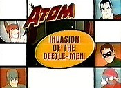 Invasion Of The Beetle-Men Cartoon Picture