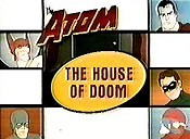 The House Of Doom Cartoon Picture