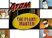 The Plant Master Cartoon Picture