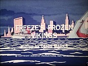 Freeze's Frozen Vikings Cartoons Picture