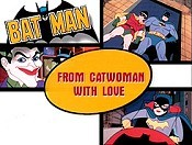From Catwoman With Love Cartoon Picture