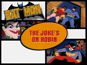The Joke's On Robin Free Cartoon Picture