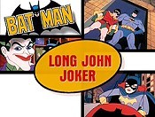 Long John Joker Free Cartoon Picture