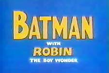 The Adventures of Batman Episode Guide Logo