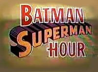 Batman Superman Hour  Logo