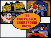 The Underworld, Underground Caper Pictures To Cartoon