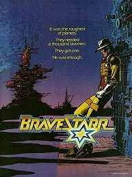BraveStarr And The Empress Cartoon Character Picture