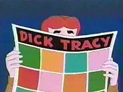 Dick Tracy Pictures In Cartoon