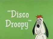 Disco Droopy Cartoon Character Picture
