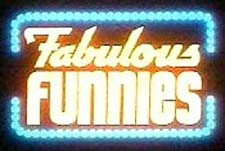 The Fabulous Funnies  Logo