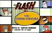 The Chemo-Creature Cartoon Picture