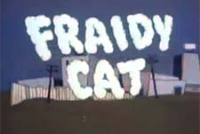 Fraidy Cat Episode Guide Logo