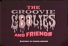 Sabrina and the Groovie Goolies  Logo