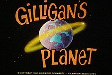 Gilligan's Planet Episode Guide Logo