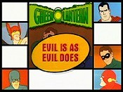 Evil Is As Evil Does Cartoons Picture
