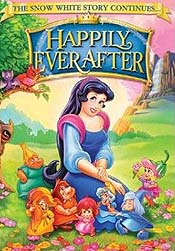 Happily Ever After Free Cartoon Picture