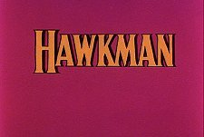 Hawkman Episode Guide Logo
