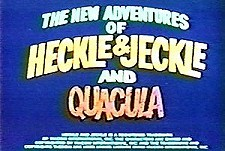 Quacula Episode Guide Logo