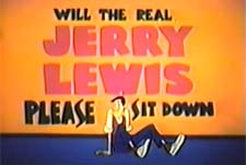 Will The Real Jerry Lewis Please Sit Down Episode Guide Logo