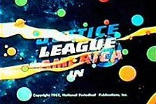 Justice League of America Episode Guide Logo