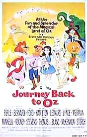 Journey Back To Oz The Cartoon Pictures
