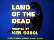 Land Of The Dead Cartoon Picture