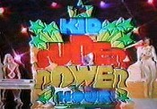 The Kid Super Power Hour (Series) Picture Into Cartoon