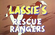 Lassie's Rescue Rangers Episode Guide Logo