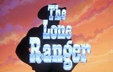 The Tarzan / Lone Ranger Adventure Hour  Logo