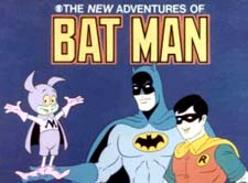 The New Adventures of Batman Episode Guide Logo