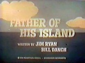 Father Of His Island Cartoon Picture