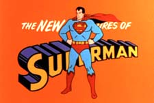 The New Adventures of Superman  Logo