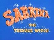 Sabrina, The Teenage Witch Episode Guide Logo