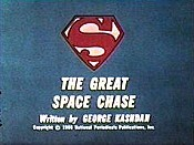 The Great Space Chase Cartoon Picture