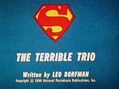 The Terrible Trio Cartoon Pictures