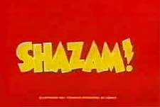Shazam! Episode Guide Logo