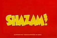 Shazam! Episode Guide Logo