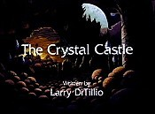 The Crystal Castle Free Cartoon Pictures